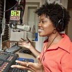 Sonya at the Mic