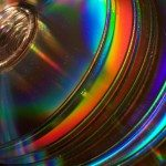 Cd's in a stack