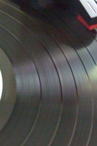 Needle on Vinyl Album
