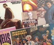 Country Album collage