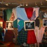 art installation, courtesy of Beverly Naidus