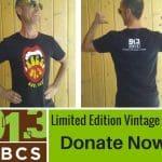 Limited Edition Vintage KBCS Tee
