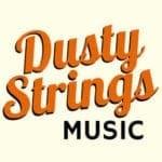Dusty Strings Logo