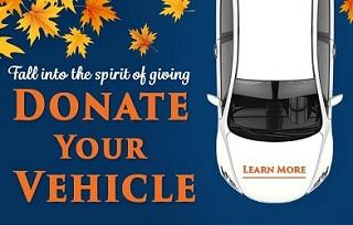 Autumn Vehicle Donation