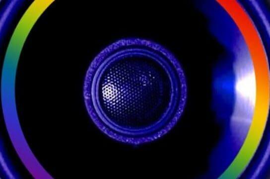 speaker graphic