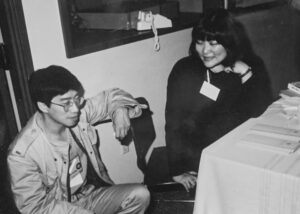 Beth-Takekawa-with-the-Late-Donnie-Chin